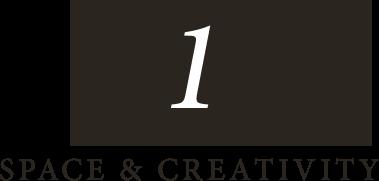 SPACE & CREATIVE